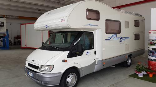 Blu Camp Sky 400 (6)
